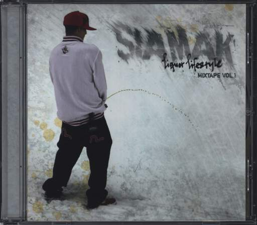 Siamak: Liquor Lifestyle Mixtape Vol. 1, CD