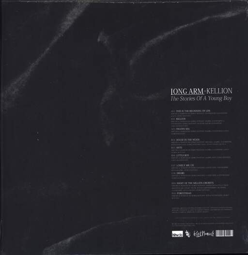 Long Arm: Kellion / The Stories Of A Young Boy, LP (Vinyl)