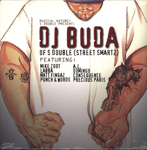 "DJ Buda: Musical Nature / S Doubl, Inc Presents Dj Buda, 12"" Maxi Single (Vinyl)"