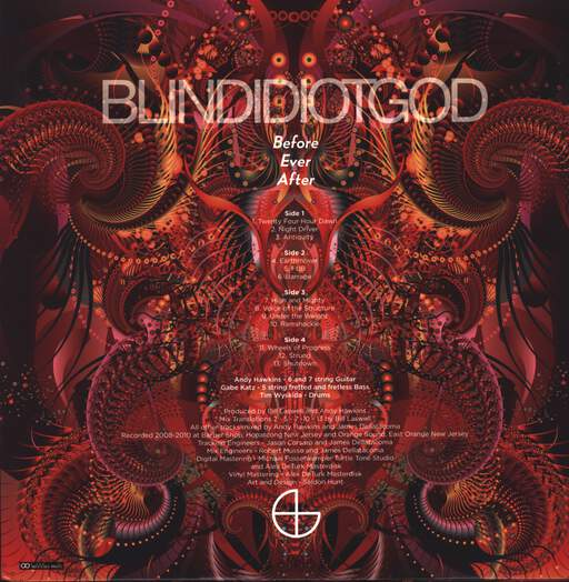 Blind Idiot God: Before Ever After, LP (Vinyl)