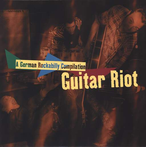 Various: Guitar Riot - A German Rockabilly Compilation, LP (Vinyl)