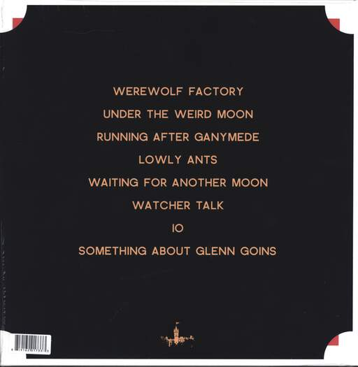 "Jack Name: Weird Moons, 12"" Maxi Single (Vinyl)"