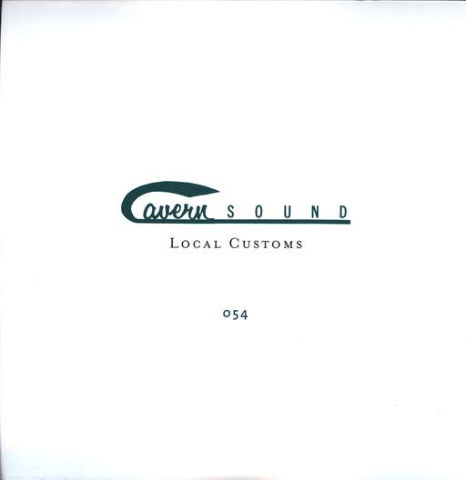 Various: Local Customs: Cavern Sound, LP (Vinyl)