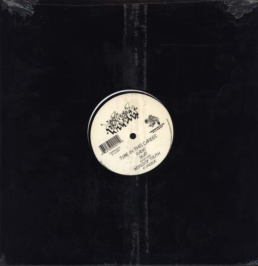 "Clokworx: Mental Flux, 12"" Maxi Single (Vinyl)"
