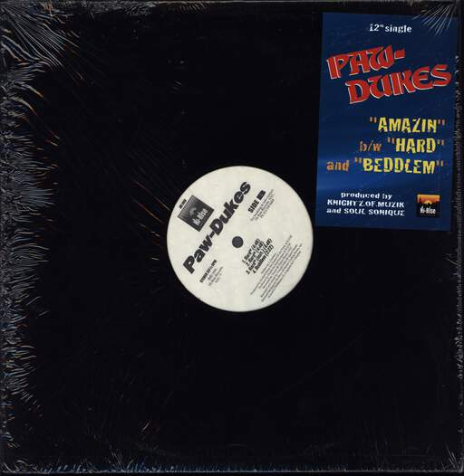 "Paw Dukes: Amazin, 12"" Maxi Single (Vinyl)"