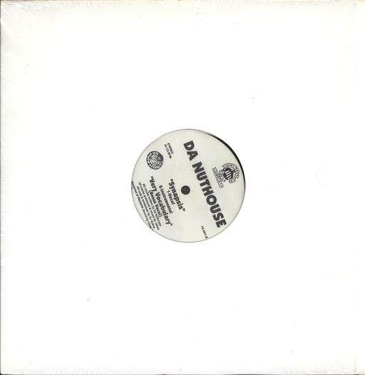 "Da Nuthouse: A Luv Supream, 12"" Maxi Single (Vinyl)"