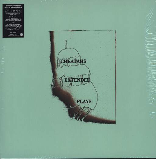 Cheatahs: Extended Plays, LP (Vinyl)
