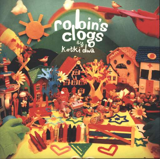 "Kotki Dwa: Robin's Clogs, 7"" Single (Vinyl)"