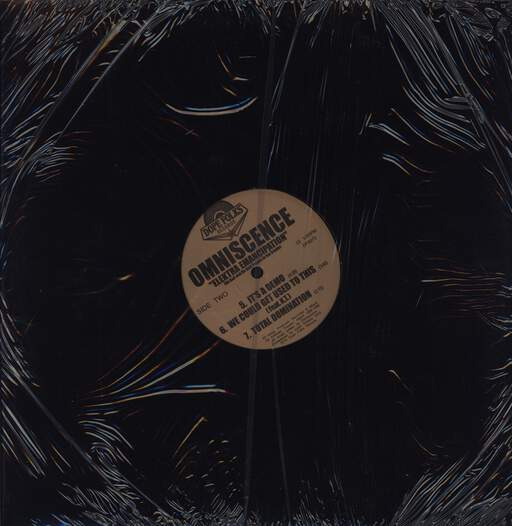 "Omniscence: Elektra Emancipation, 12"" Maxi Single (Vinyl)"