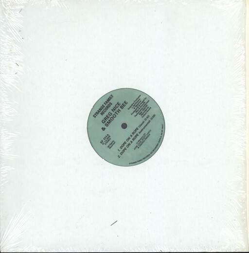 "Nice & Smooth: Dope On A Rope / Skill Trade, 12"" Maxi Single (Vinyl)"