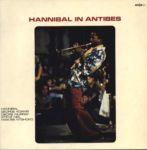 Hannibal Marvin Peterson: In Antibes, LP (Vinyl)