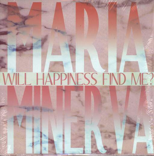 Maria Minerva: Will Happiness Find Me?, LP (Vinyl)