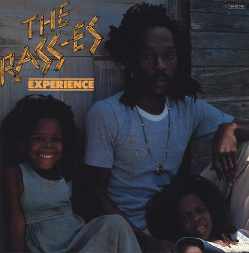 The Royal Rasses: Experience, LP (Vinyl)