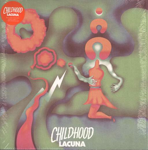 Childhood: Lacuna, LP (Vinyl)