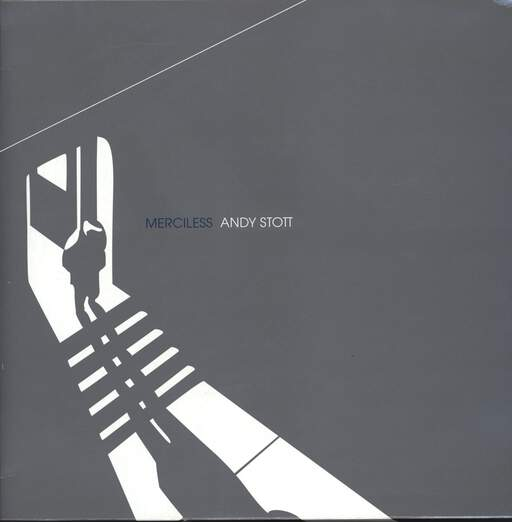 "Andy Stott: Merciless, 12"" Maxi Single (Vinyl)"