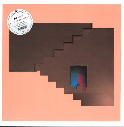 No Joy: Wait To Pleasure, LP (Vinyl)