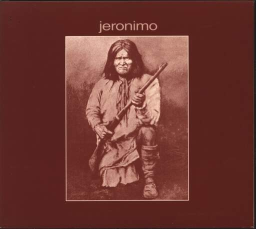 Jeronimo: Jeronimo, CD