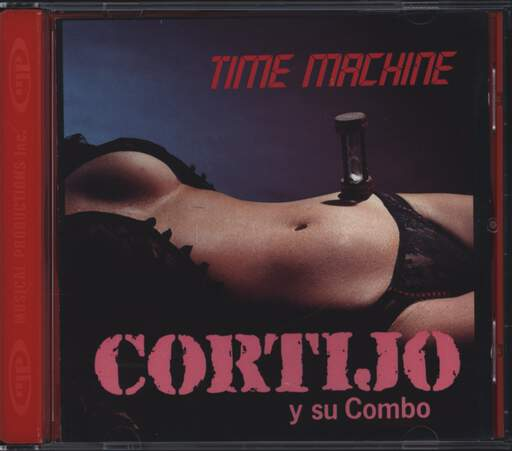 Cortijo Y Su Combo: Time Machine, CD