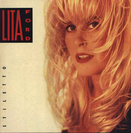 Lita Ford: Stiletto, LP (Vinyl)