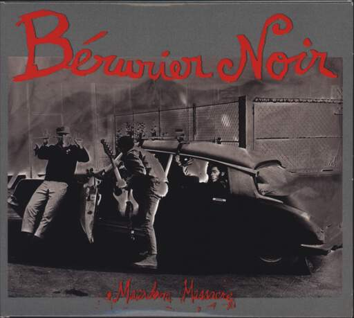 Berurier Noir: Macadam Massacre, CD