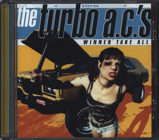 The Turbo A.C.'s: Winner Take All, CD