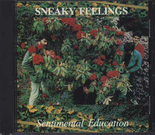 Sneaky Feelings: Sentimental Education, CD