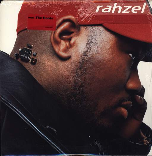 "Rahzel: All I Know, 12"" Maxi Single (Vinyl)"