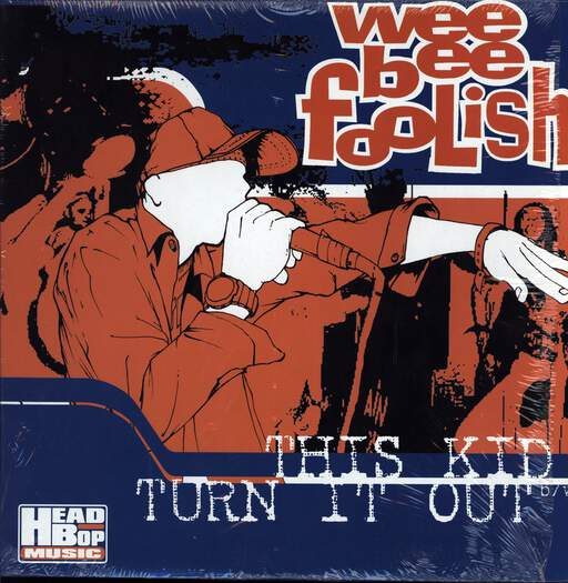 "Wee Bee Foolish: This Kid, 12"" Maxi Single (Vinyl)"