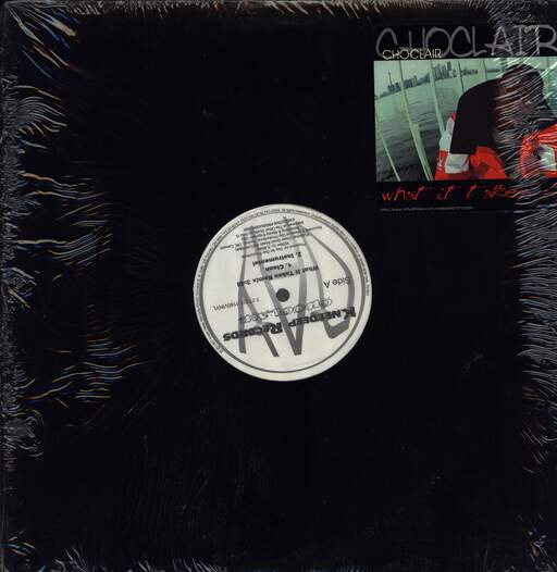 "Choclair: What It Takes (Remix), 12"" Maxi Single (Vinyl)"