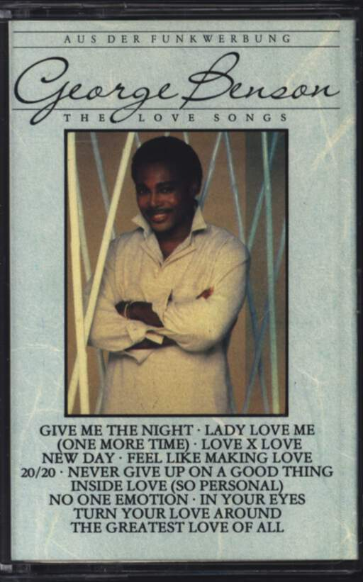 George Benson: The Love Songs, Compact Cassette