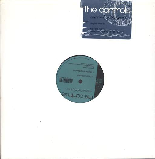 "The Controls: Coward Of The Year, 12"" Maxi Single (Vinyl)"