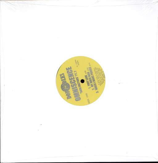 "Omniscence: Raw Factors Pt. 2, 12"" Maxi Single (Vinyl)"
