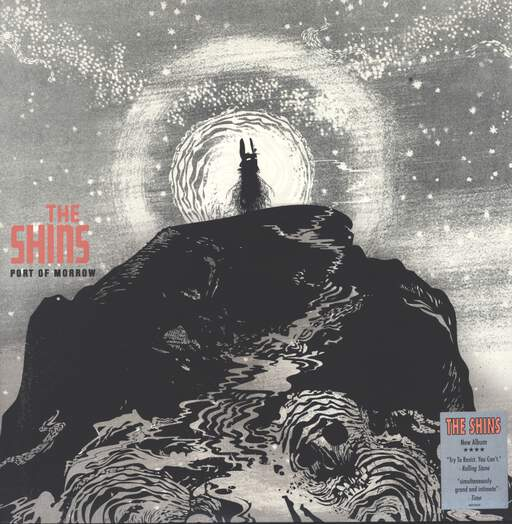 The Shins: Port Of Morrow, LP (Vinyl)