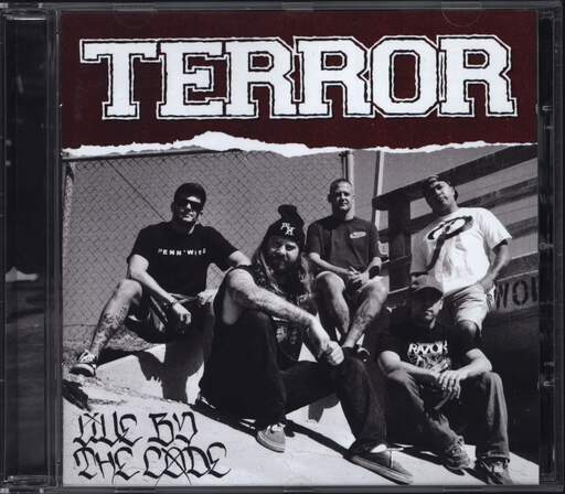 Terror: Live By The Code, CD