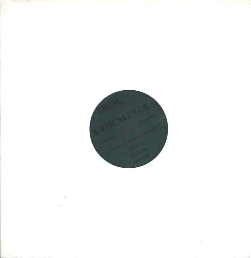 "Cormega: A Slick Response, 12"" Maxi Single (Vinyl)"