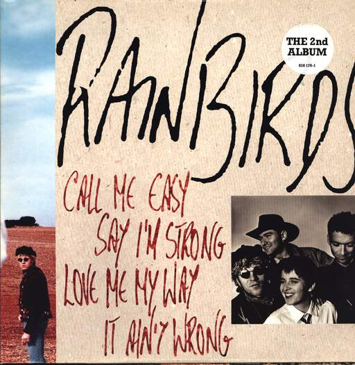 Rainbirds: Call Me Easy Say I'm Strong Love Me My Way It Ain't Wrong, LP (Vinyl)