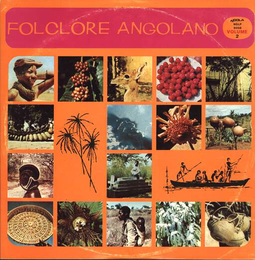 various folclore angolano volume 2