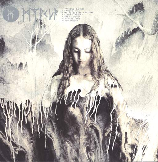 "Myrkur: Myrkur, 12"" Maxi Single (Vinyl)"