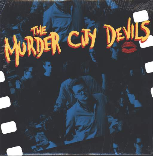 Murder City Devils: The Murder City Devils, LP (Vinyl)