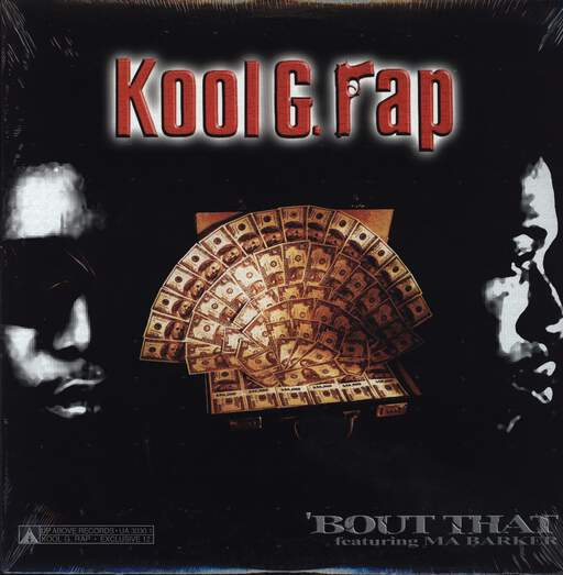 "Kool G Rap: Bout That, 12"" Maxi Single (Vinyl)"