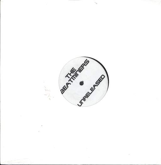 "Da Beatminerz: Unreleased, 12"" Maxi Single (Vinyl)"
