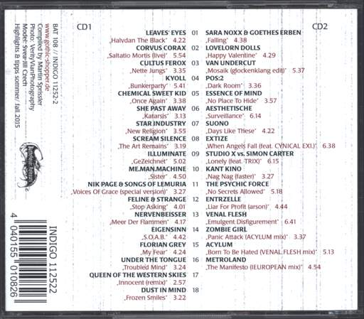 Various: Gothic Compilation Part LXIV, CD