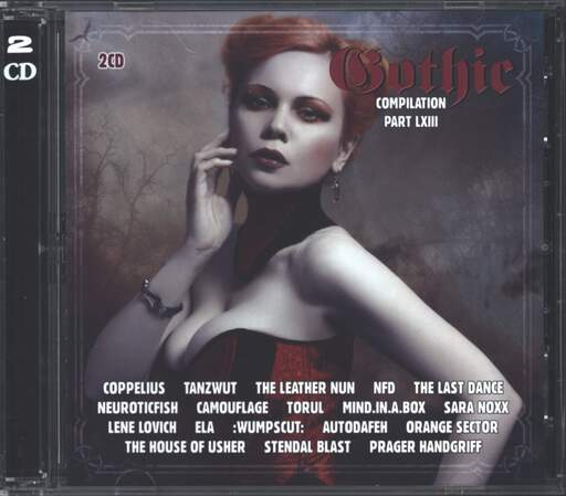 Various Gothic Compilation Part LVIII