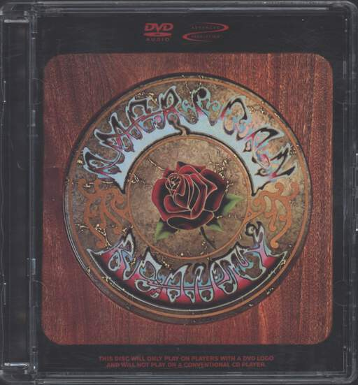 The Grateful Dead: American Beauty, DVD