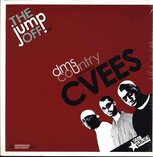 "Cvees: The Jump Off, 12"" Maxi Single (Vinyl)"