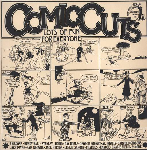 Various: Comic Cuts, LP (Vinyl)