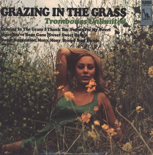 Trombones Unlimited: Grazing in the Grass, LP (Vinyl)