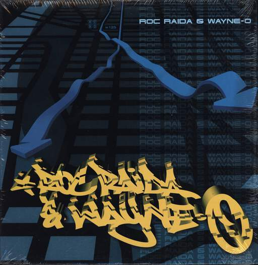 "Roc Raida: Roc Raida & Wayne-O, 12"" Maxi Single (Vinyl)"