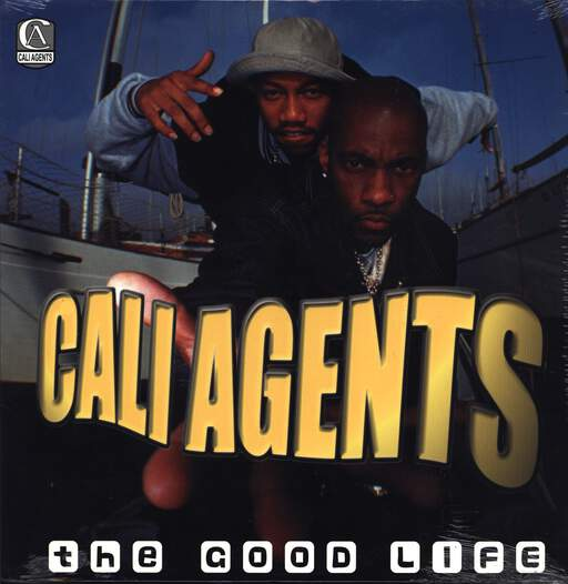 "Cali Agents: The Good Life, 12"" Maxi Single (Vinyl)"