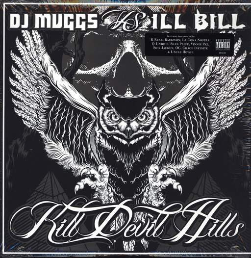 DJ Muggs: Kill Devil Hills, LP (Vinyl)
